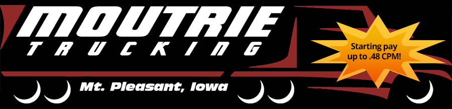 Moutrie Trucking | Southeast Iowa Transportation Company